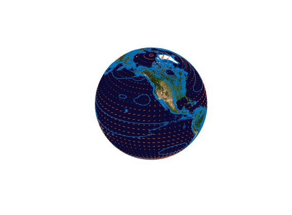 Mapmaking in Matlab